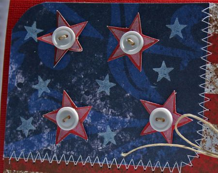 4th of july card 2 details
