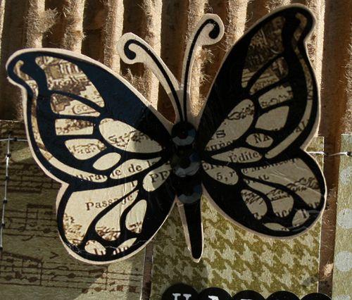 Glitz butterfly details 2