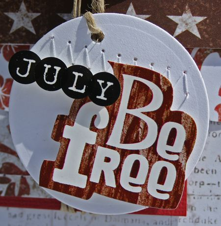 4th of july card 1a details 2