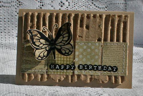 Glitz butterfly 3